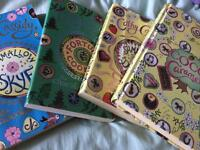 4 chocolate box girls books - includes signed copy