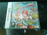 Yoshi game for nintendo ds