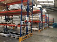 Warehouse Racking and decking