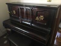Warne and Warne London Piano