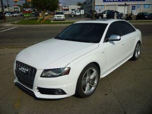 2012 Audi S4 3.0 (S tronic)