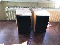Eltax wave mini speakers x 2