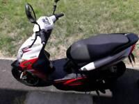 YAMAHA JOG RR 50CC MOTORBIKE