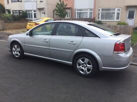 Vauxhall VECTRA 1.8 i VVT Exclusiv 5dr one owner from new