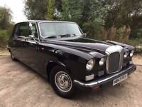 Stunning Classic Jaguar Daimler DS420 Limousine/wedding car ***fully restored***