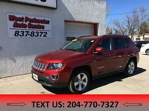 2016 Jeep Compass SPORT- HIGH ALTITUDE 4X4