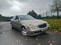 Mercedes-Benz, E CLASS, Saloon, 2005, Semi-Auto, 3222 (cc), 4 doors