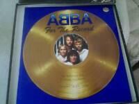 Abba Super Trooper collection LP.
