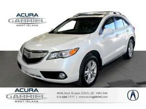 2014 Acura RDX 6-Spd AT AWD CUIR+TOIT+BLUETOOTH+CAMERA+++