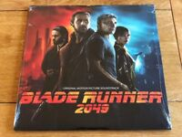 Blade Runner 2049 OST Audiophile Edition Vinyl 2LP Limited 2500 Numbered Copies