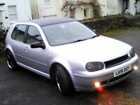 Volkswagon Golf 1.6 AUTOMATIC, Modified