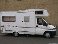 Excellent condition motorhome for sale