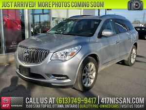 2014 Buick Enclave AWD | Navigation, Leather, Dual Sunroof