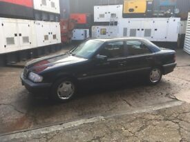 MERCEDEZ BENZ C CLASS Full Automatic, Fully working, Runs and Drives ok