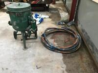 Sandblaster in good working order