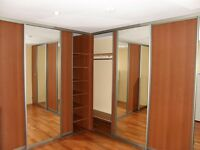 Fitted Wardrobes / Bespoke kitchens / Cabinets / Alcove shelving and cabinets / Bespoke furniture
