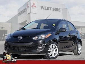 2013 Mazda 2 GX/Sport-FWD-5 Speed Manual-1.5Litre Inline 4 Cylin