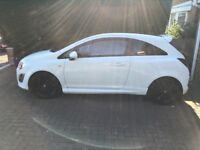Vauxhall Corsa 1.2 Limited Edition White