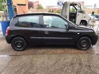 Renault Clio 1.2L Black