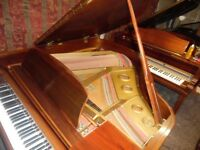 baby grand piano by hyundia 5ft