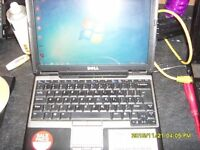 DELL LATITUDE D420 SMALL DUAL CORE LAPTOP FOR SALE ONLY £50.00