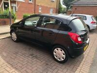 Vauxhall corsa automatic 1.4 2008 low miles bargain not Focus Yaris bmw Honda