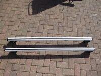 OMTEC ROOF BARS FOR VW T5 SWB VAN
