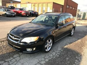 2008 Subaru Legacy WAGON/AWD/LOW KMS