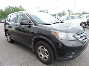 2012 Honda CR-V LX/GARANTIE GLOBAL/BAS KILO