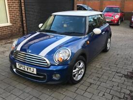 2012 MINI Cooper D 1.6 1 Owner Full Service History free tax