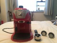 Delonghi Motivo Coffee Machine - 1 year old