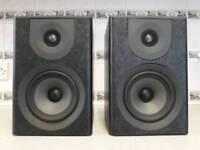 Wharfedale Diamond IV Loudspeakers (including speaker cable).