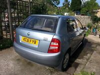 RELIABLE SKODA FABIA 1.4 mpi CLASSIC in GOOD CONDITION