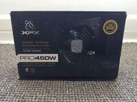 XFX Pro 450W Power Supply 80Plus Bronze