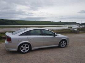 Vauxhall Vectra 1.9 cdti SRI VXR