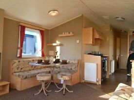 Family Caravan in Southerness - Near Ayrshire - Glasgow - Cumbria - Lake District - On Solway Coast