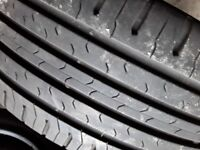 Part worn tyres / singles from £15-- collection from barking / 07961201205