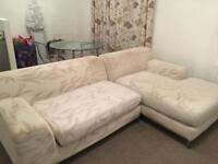 Left L shaped sofa