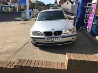 BMW 320D diesel manual