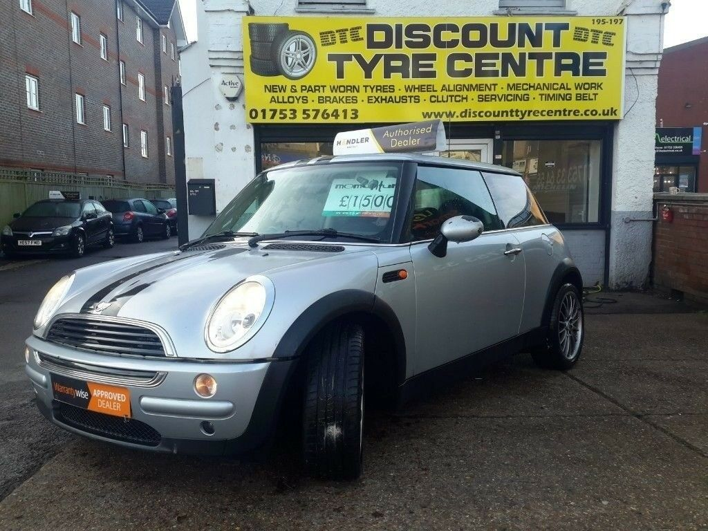 2003 Mini Cooper 16warranted Mileagemot December 2019alloy Timing Belt Wheels