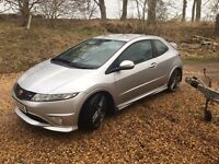 HONDA CIVIC TYPE R (58 Reg)