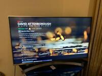 LG 49inch 4K 3D smart TV