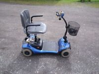 Shoprider cameo mobility scooter