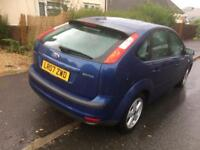 focus zetec 1.6petrol recently had new cambelt kit replacement