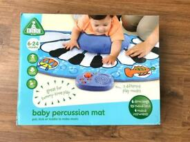 ELC baby percussion piano mat