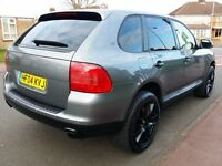 PORSCHE CAYENNE 3.2 V6 Petrol 250HP + with AIR SUSPENSION, NEW TYRES, NEW BATTERY, CUSTOMIZED