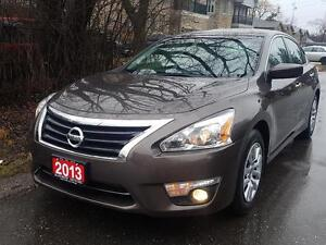 2013 Nissan Altima 2.5 S P.GROUP,Fog LOWKMS ,CERTIFIED $10975