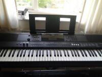 keyboard, arranger, yamaha ew 400,