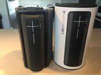 UE Boom 2 Wireless Speaker.