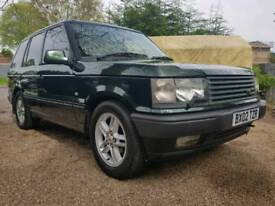**IMMACULATE RANGE ROVER VOUGE (2K GAS COVERSION)